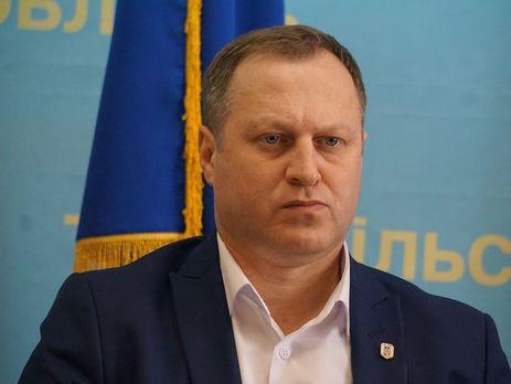 Губернатор Тернополя подал в отставку из-за ситуации с размещением эвакуированных из Китая