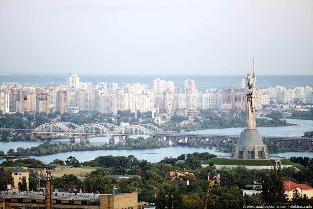 Январь в Киеве стал одним из самых тёплых с 1881 года