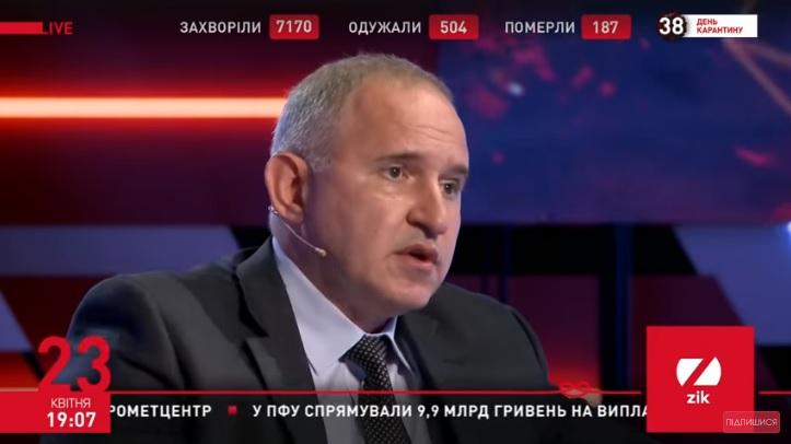В Украине искусственно убивают высокие технологии, в том числе и медицину, – Борис Тодуров
