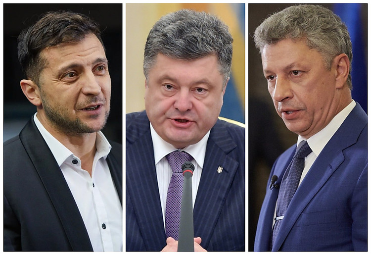 За Зеленского готовы проголосовать 42,6% избирателей – опрос КМИС