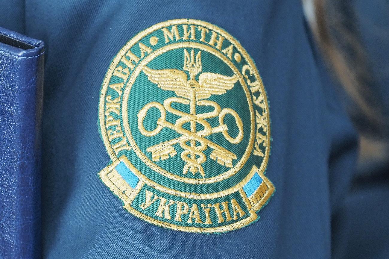 В Украине уволили половину руководителей таможен