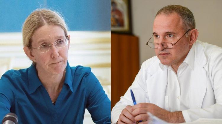 Тодуров: Супрун приехала в Украину, чтобы разрушить остатки нашей медицины