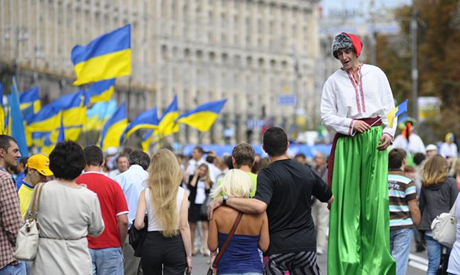 Как Киев отпразднует День города?