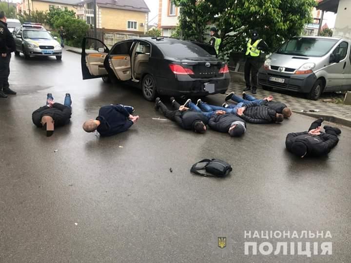 Стрілянина в Броварах: поліція встановлює обставини