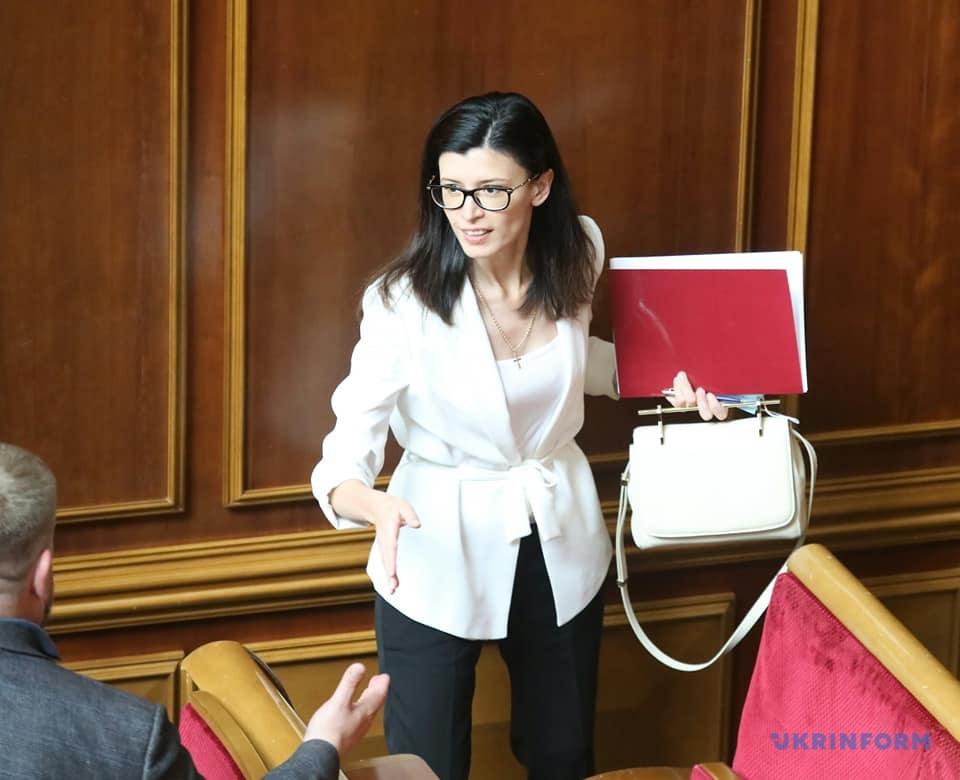 Рада назначила Пищанскую главой Антимонопольного комитета