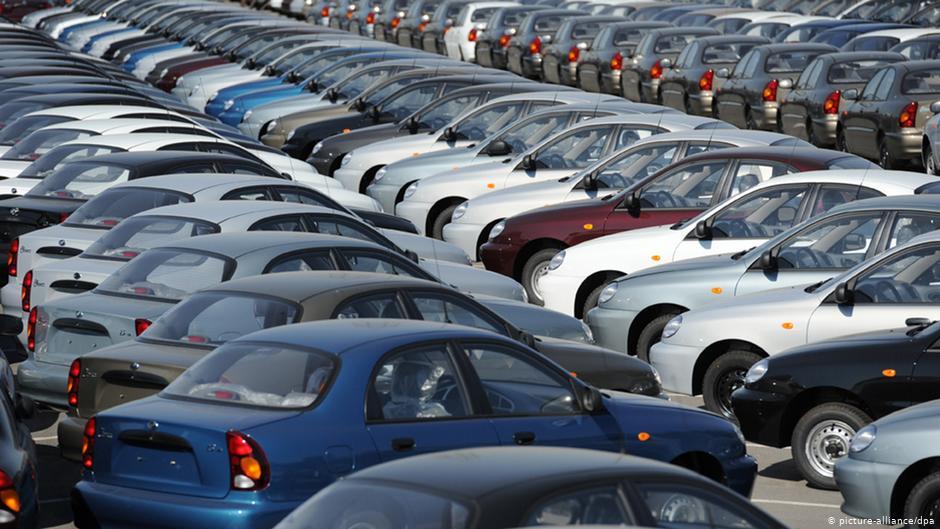 Украинцы за год увеличили покупки авто на 12%