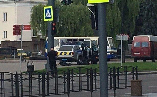 Луцкий террорист выбросил из автобуса гранату, – Геращенко