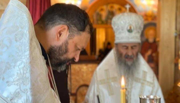 Известный украинский пластический хирург принял священнический сан иерея