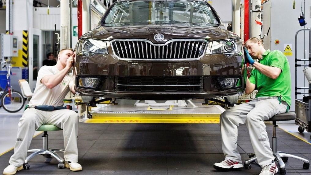 В Украине на 40% рухнуло автопроизводство – Укравтопром