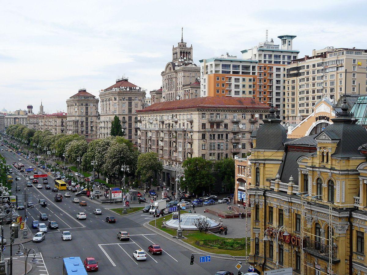Куда лучше не ехать на машине? Сегодня в центре Киева ограничат движение и изменят маршруты