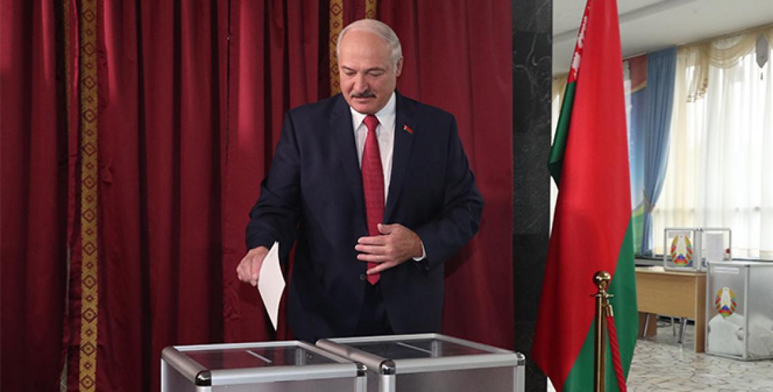 Лукашенко побеждает – предварительные данные ЦИК