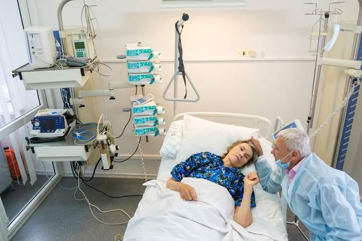 В Украине провели уникальную операцию: удалили опухоль в 4,5 кг из грудной клетки