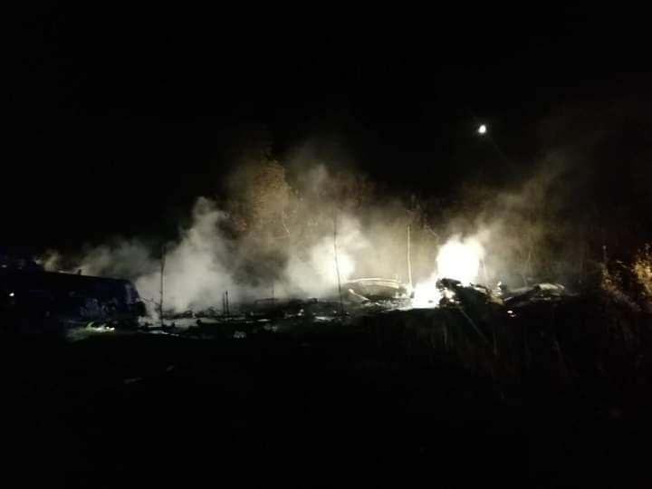 В ГСЧС сообщили о 22 погибших в авиакатастрофе курсантах, 4-х человек ещё ищут