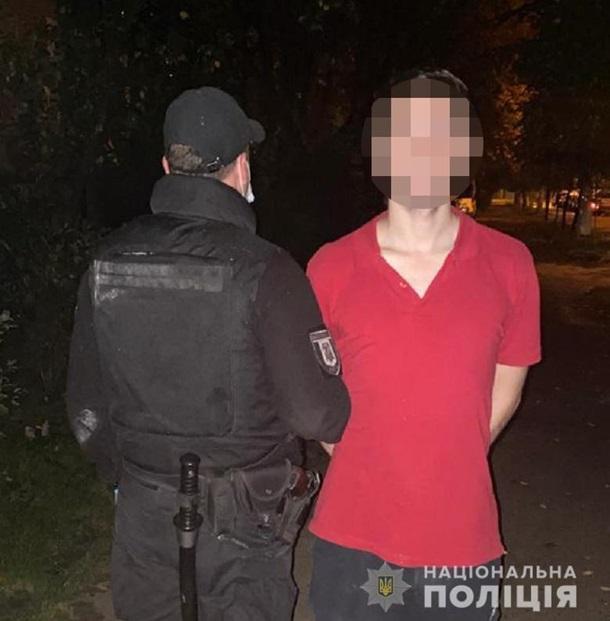 В Киеве обокрали дом иностранного дипломата