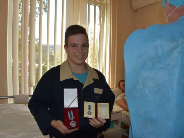 Курсант, который выжил в авиакатастрофе АН-26, продолжит обучение в университете воздушных сил