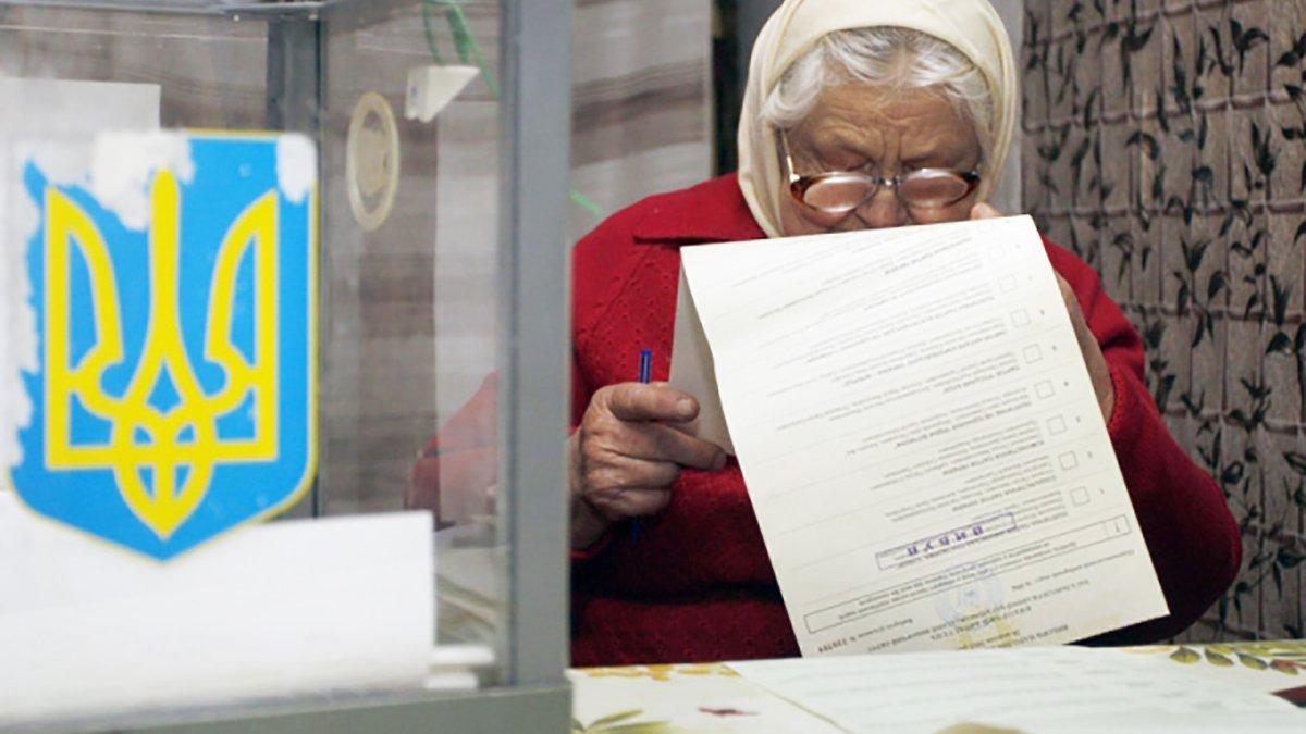 Местные выборы: Минюст показал, как заполнять бюллетени