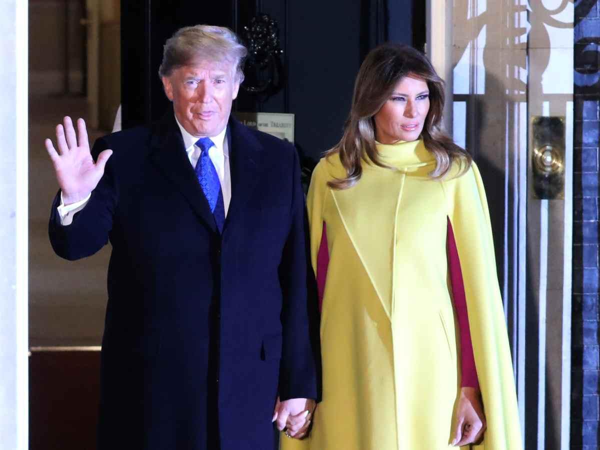 Трамп с супругой заболели коронавирусом