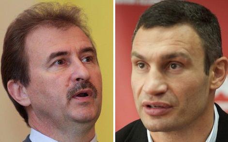 Во второй тур могу выйти Кличко и Попов: опубликованы первые данные экзитполов в Киеве