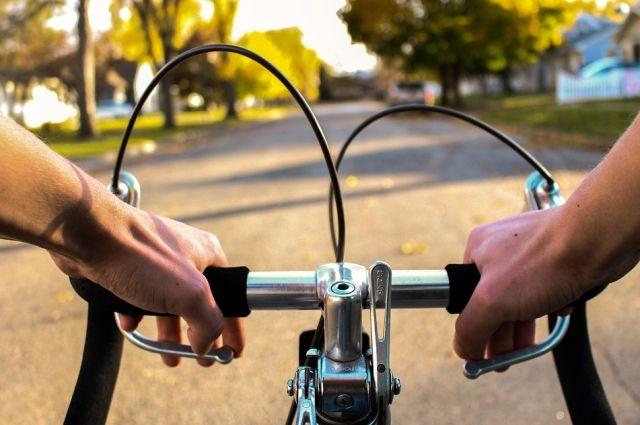 Кабмин разрешил велосипедистам передвигаться по полосе для общественного транспорта