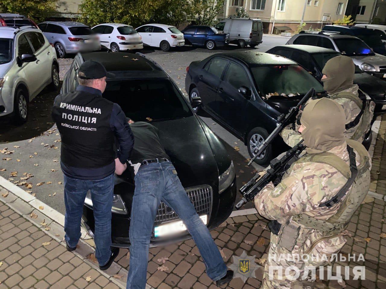 Под Киевом похитили и пытали 27-летнего бизнесмена