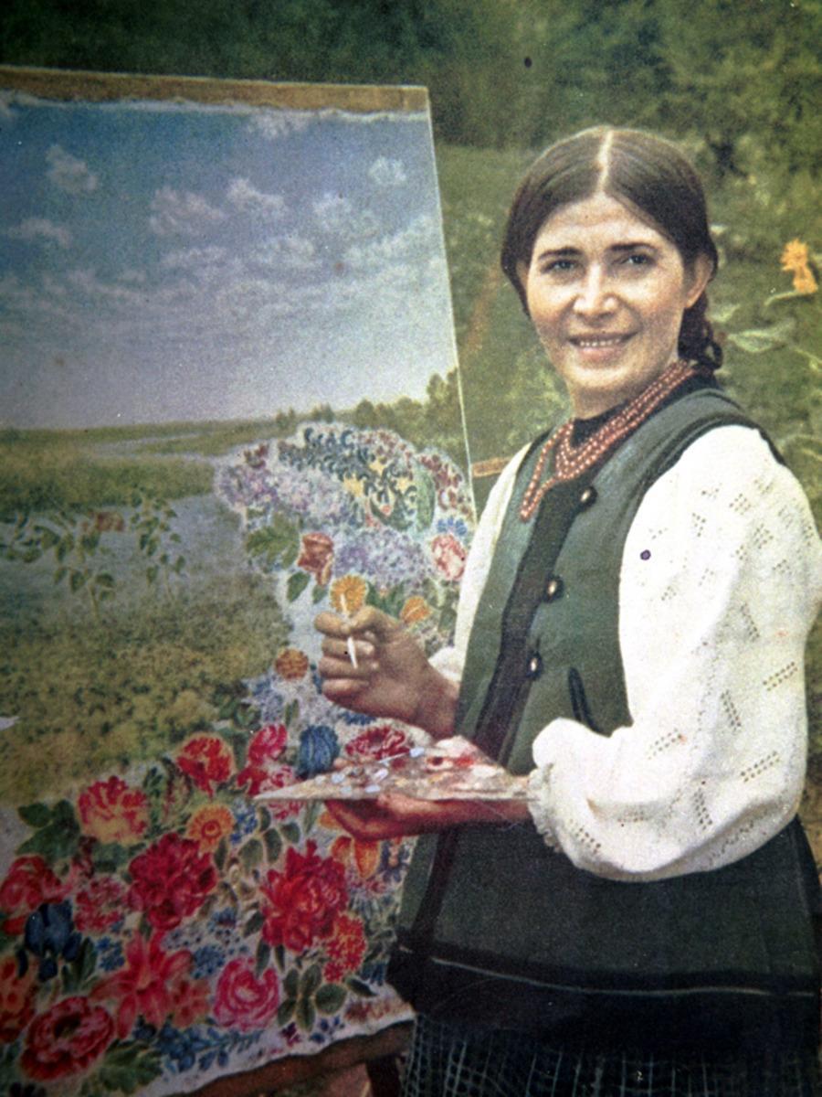 Google посвятил новый дудл известной украинской художнице