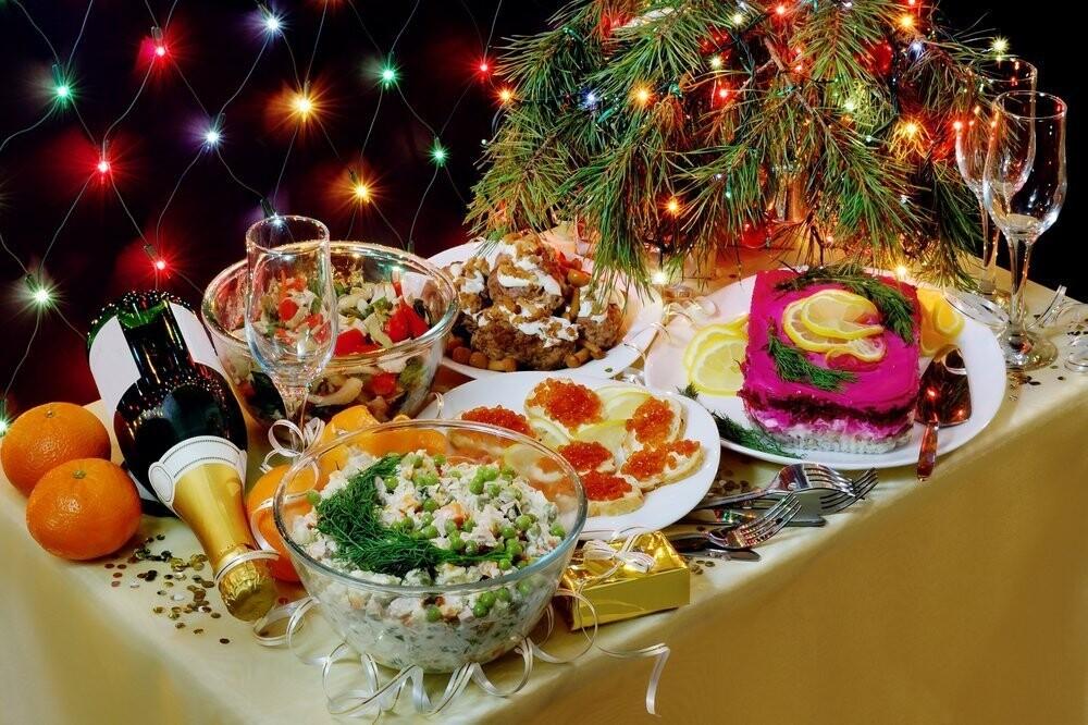 Украинцы готовы потратить на новогодний стол около 1,5 тыс. грн – опрос