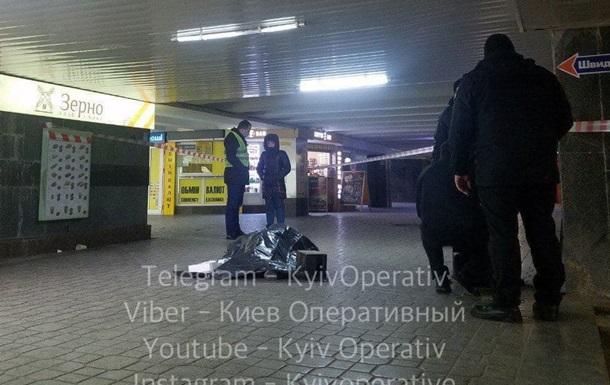 В центре Киева зарезали 30-летнего мужчину