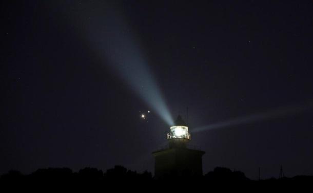 Юпитер и Сатурн 21 декабря максимально сблизились при наблюдении с Земли