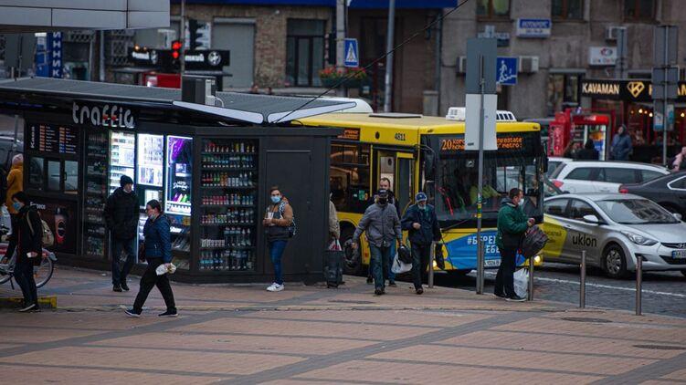 Из-за визита президента Молдовы в центре Киева во вторник возможны ограничения движения
