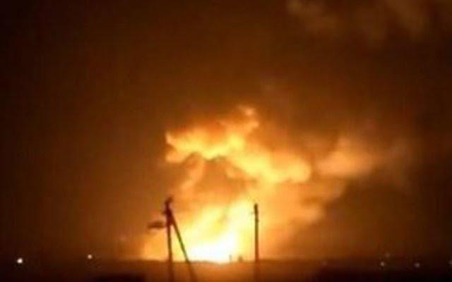 """""""Лубныгаз"""" подтвердил, что на Полтавщине взорвался газопровод"""