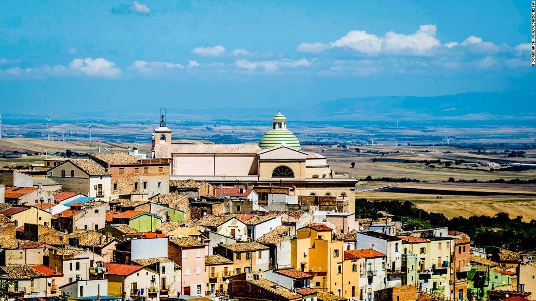 В итальянском городке продаются дома по 1 евро