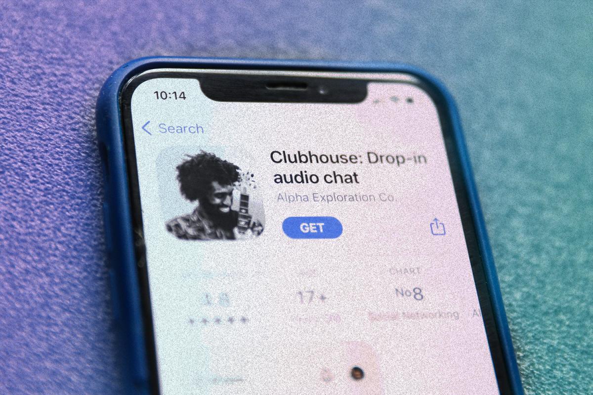 Хакеры похитили и выложили в сеть разговоры пользователей Clubhouse
