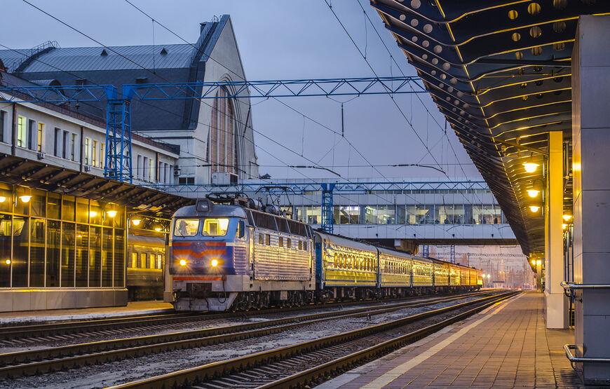 На ж/д вокзале в Киеве мужчина лишился ног