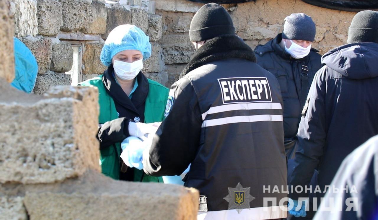 Полиция раскрыла детали смерти семилетней девочки, которую четыре дня искали под Херсоном