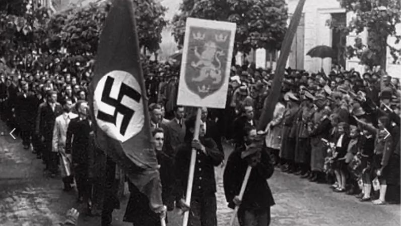 Националисты планируют пройти по Киеву маршем в честь дивизии СС «Галичина»