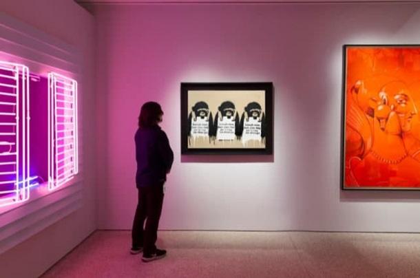 Картина Бэнкси ушла с молотка более чем за $2 млн