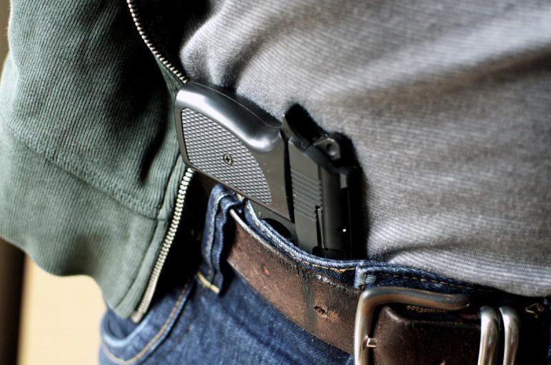 """""""Слуги"""" снова предлагают легализировать гражданское огнестрельное оружие"""