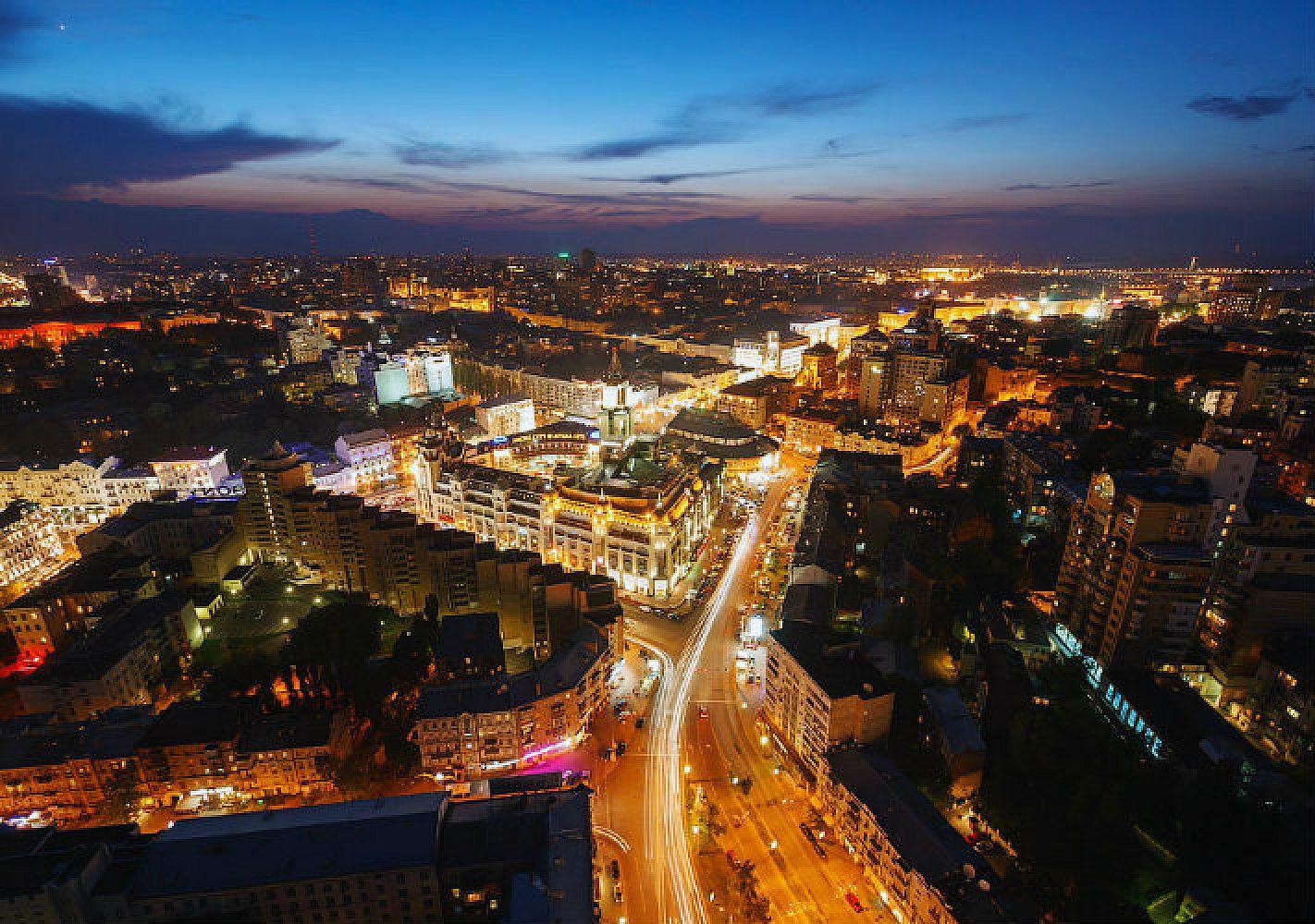 Прошлая ночь в Киеве стала самой теплой за 140 лет