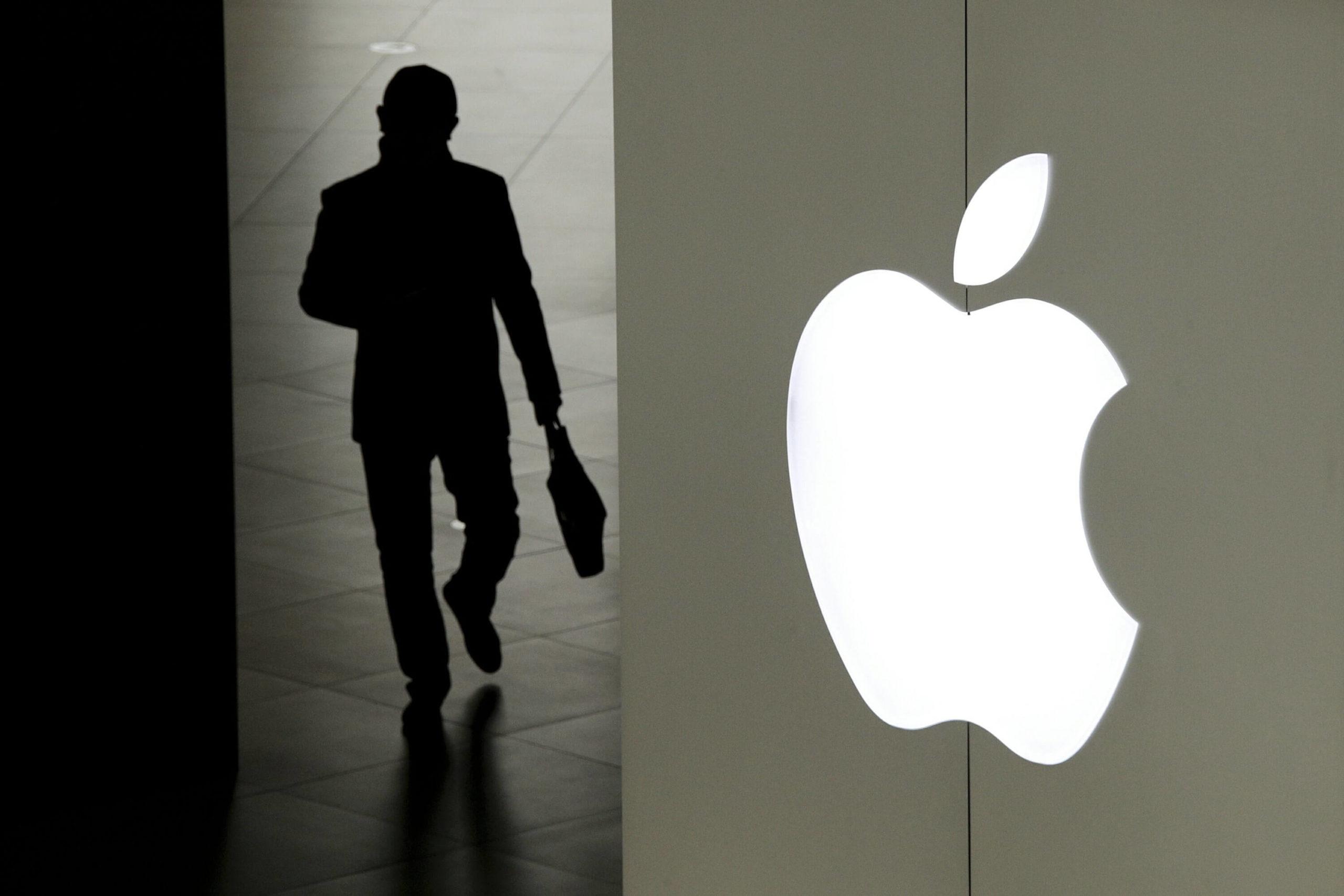 В Apple подтвердили слежку за пользователями