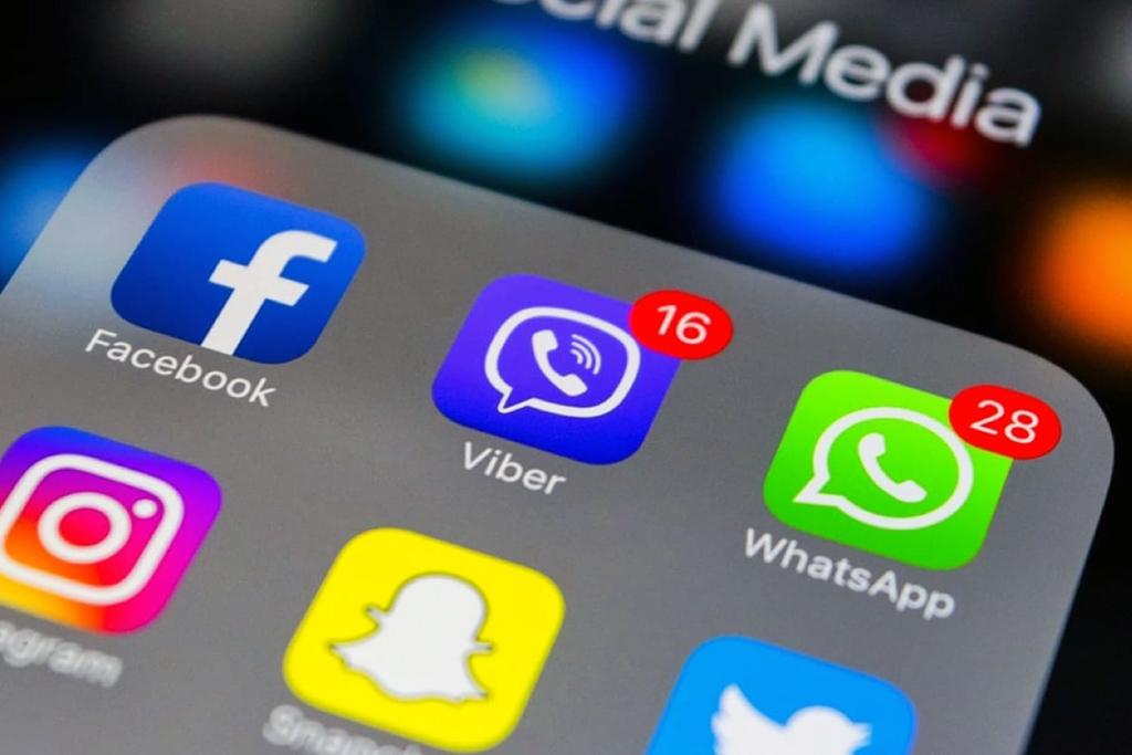 Количество регистраций в Viber выросло на 500% на фоне масштабного сбоя в Facebook, Instagram и WhatsApp